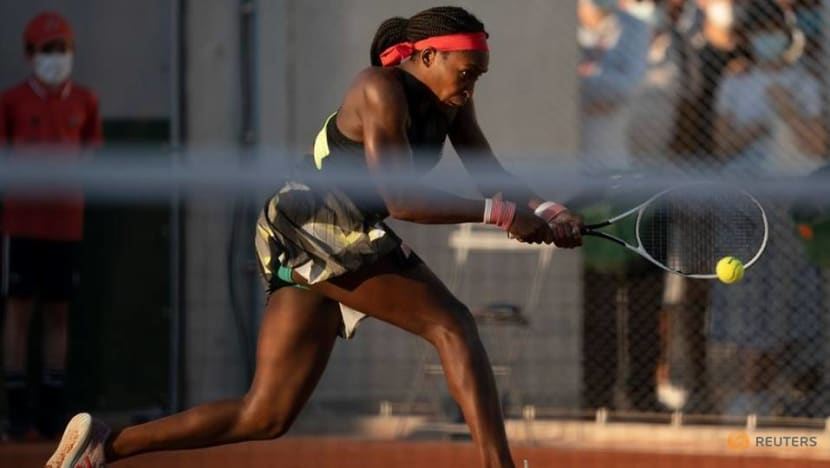 Tennis: Venus and Gauff bow out in first round of French Open doubles