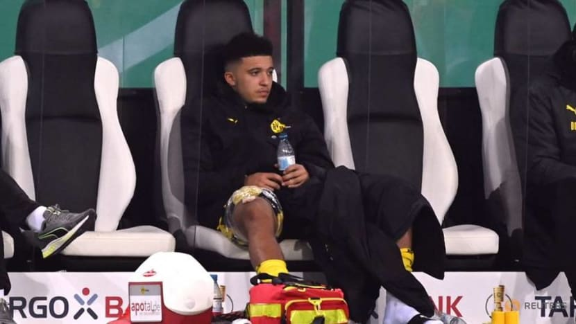 Football: Dortmund to face Bayern without Sancho, Guerreiro, Reyna