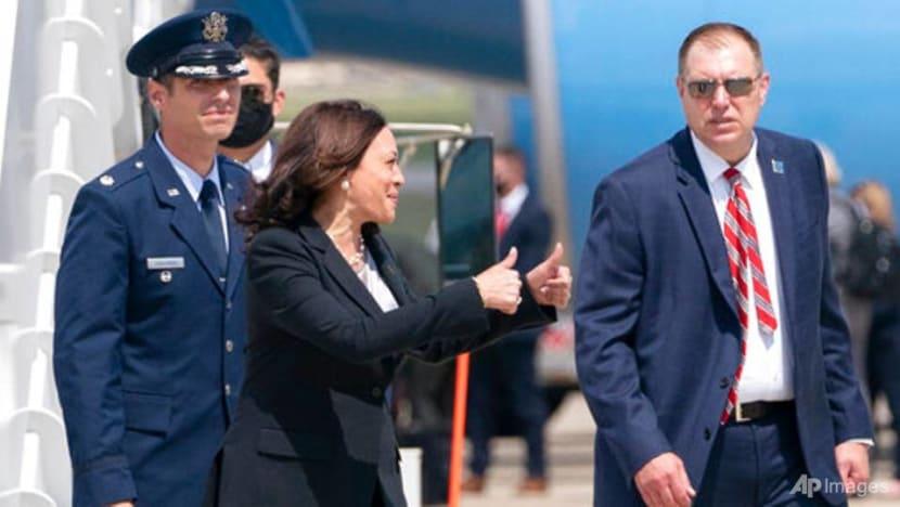 Harris visits Latin America to tackle migration, corruption