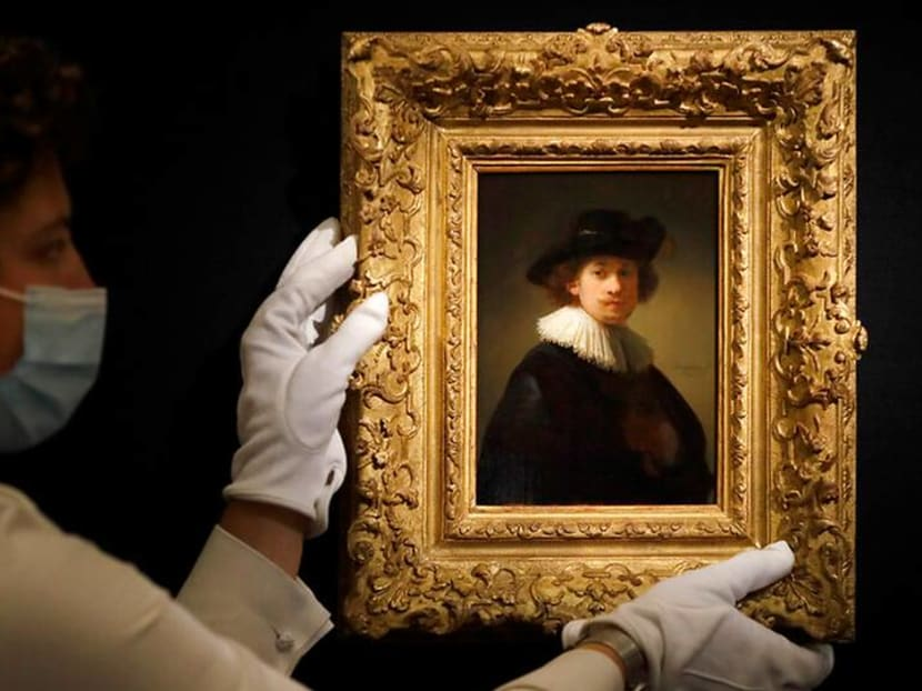 Rembrandt, Miro, Banksy fetch millions at Sotheby's virtual art auction