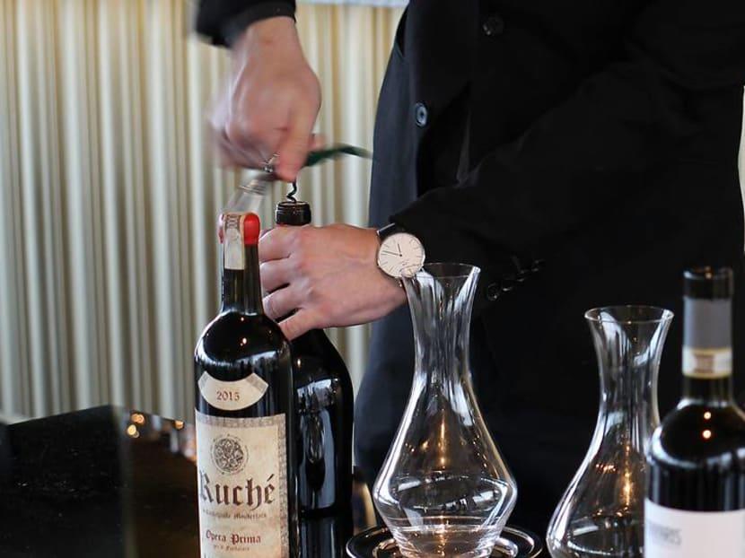 COVID-19 and a new era of wine service in Singapore's fine-dining scene