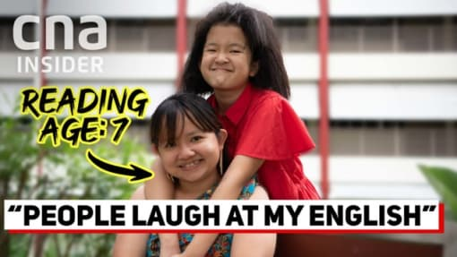 On The Red Dot 2021/2022: Mum learns English to help 11-year-old daughter with spelling