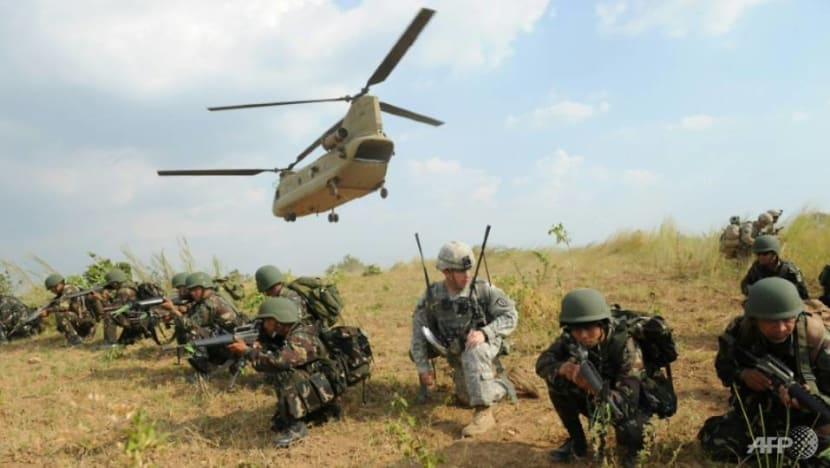 Philippines, US to begin 2-week joint military drill on Apr 12