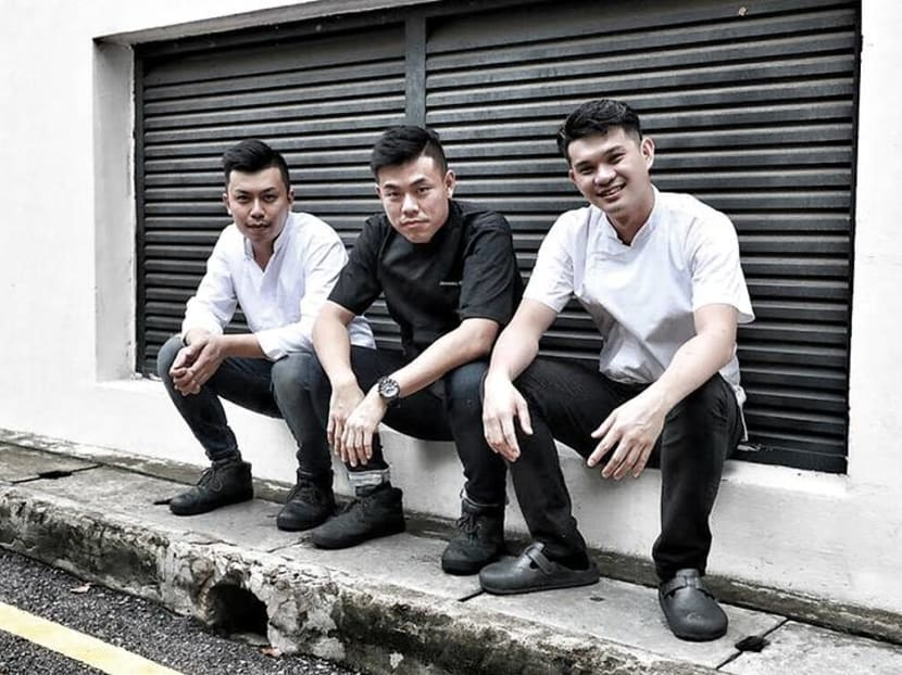 The 'Backstreet Bengs' present a Six Hands dinner as you hop down Amoy Street