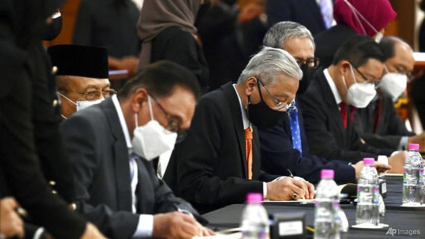 Commentary: Intense politicking persist beneath truce between Malaysia's ruling coalition and opposition