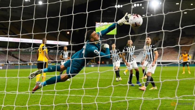 Football: Late Murphy goal gives Newcastle share of points at Wolves