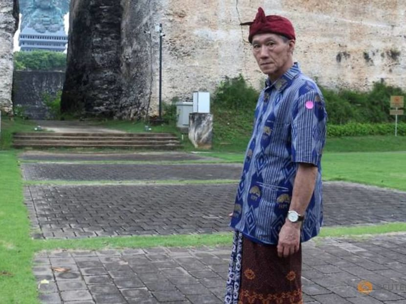 Bali tour guide hopes for COVID-19 defeat amid bleak Chinese New Year