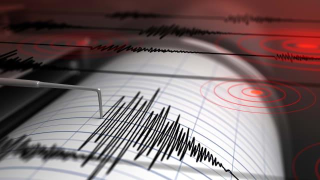 美国夏威夷6.1级地震 无海啸预警