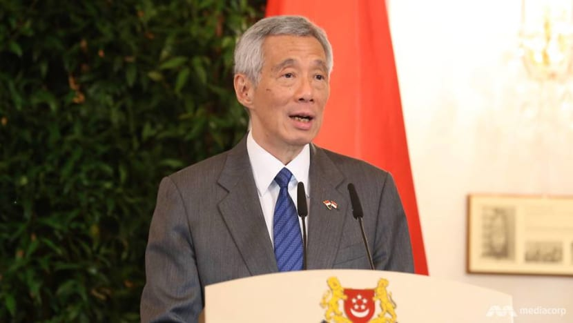 PM Lee Hsien Loong to attend World Economic Forum in Davos