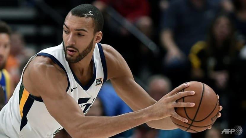Basketball: Tearful Gobert feels disrespect in NBA All-Star snub