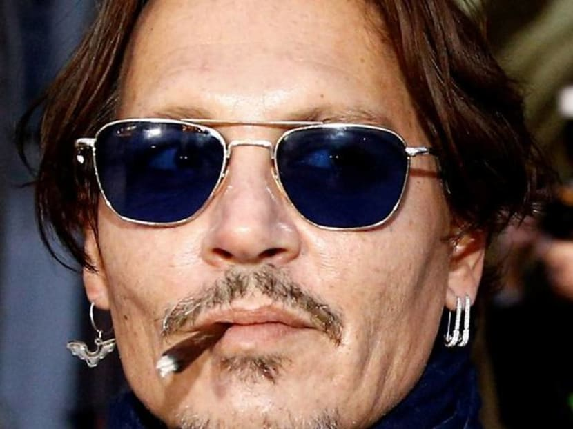 Johnny Depp's 'wife beater' libel case can go ahead, UK judge rules
