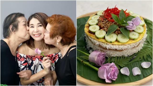 婆婆妈妈陈秀环 创意椰浆饭预庆母亲节