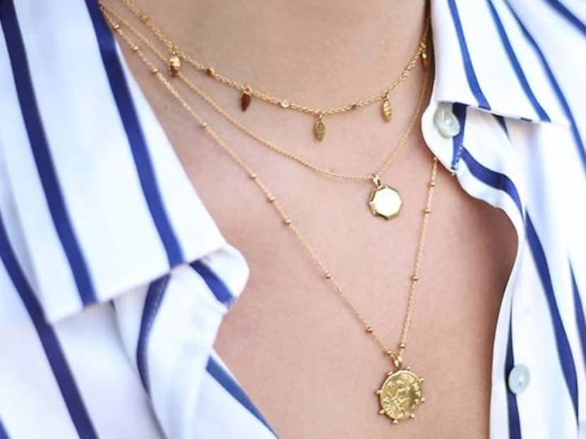 9 necklaces to up your layering game
