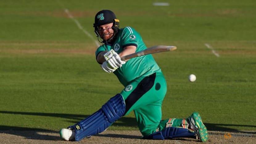 Cricket: England skipper lauds 'dangerous' Stirling after Ireland upset