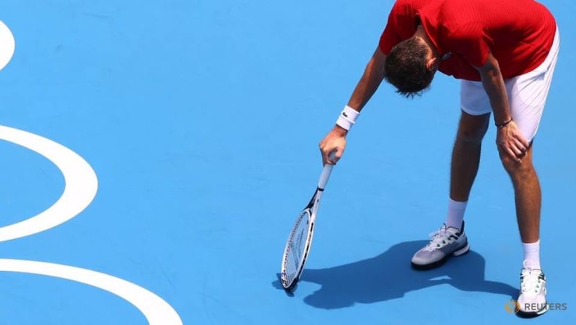 Olympics-Tennis-ITF accepts players' requests to delay start due to heat