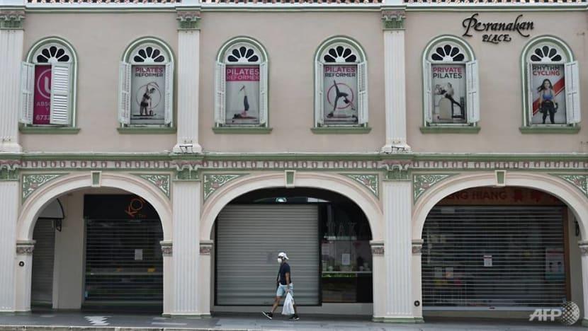 Singapore retail sales plunge 40.5% in April amid COVID-19 circuit breaker measures