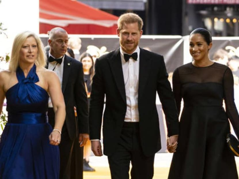 Prince Harry and wife Meghan's celebrity friends defend their use of private jets