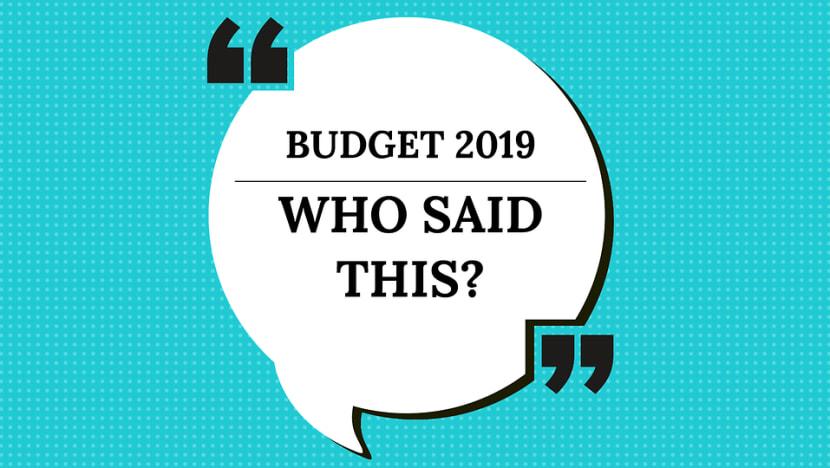 Budget 2019: Parliament pop quiz
