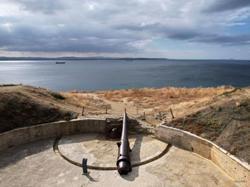 Underwater museum of WWI battle shipwrecks opens in Turkey
