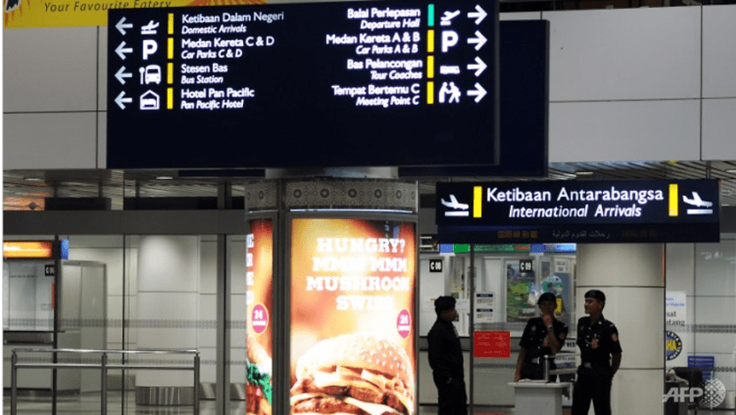 Malaysia to end body searches at Kuala Lumpur airport next year