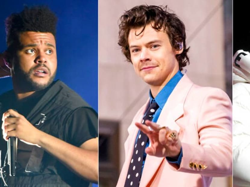And the Grammy nomination goes to ... Megan? Harry? Weeknd?