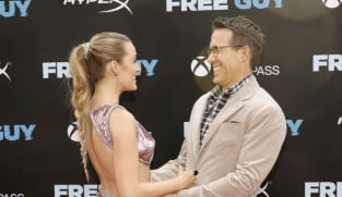 Ryan Reynolds reveals 'really talented' Blake Lively helps him with scripts