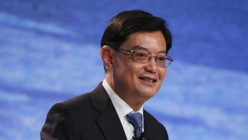 Heng Swee Keat to support PM Lee in longer term policy review as DPM
