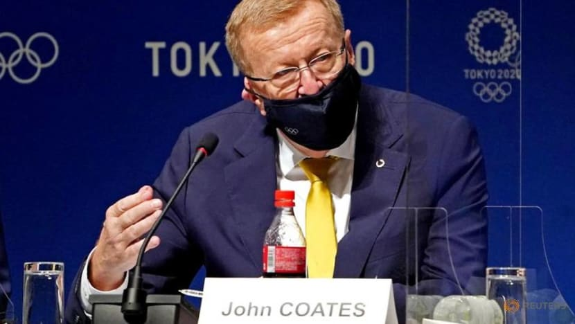Olympics-Coates pulls rank as Queensland premier backflips on opening ceremony
