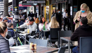 Australia's Melbourne enjoys weekend of eased COVID-19 curbs after long lockdown