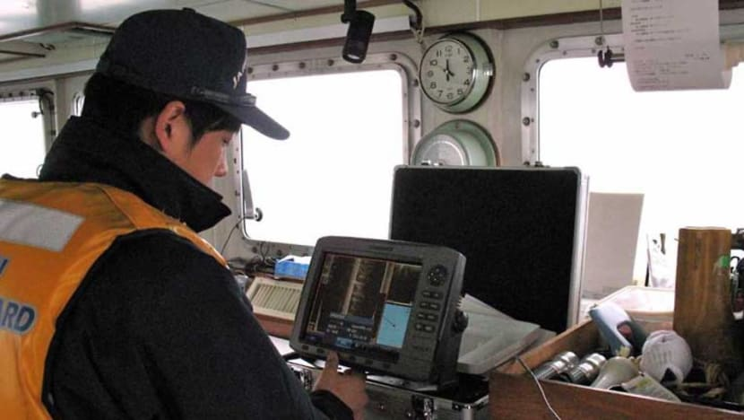 Japan destroyer, China fishing boat collide in sea off Shanghai