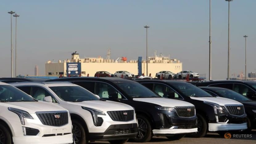 Exclusive: GM bets on electric Cadillacs and micro-vans to reverse China slide