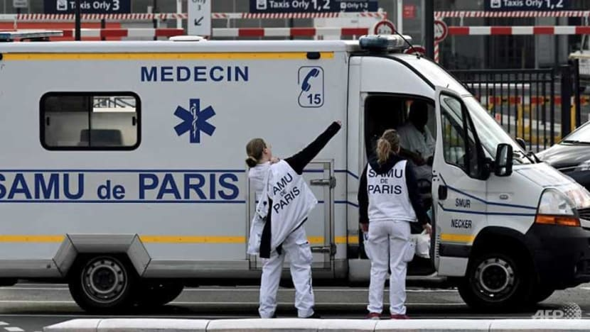 France's COVID-19 death toll jumps as nursing homes included