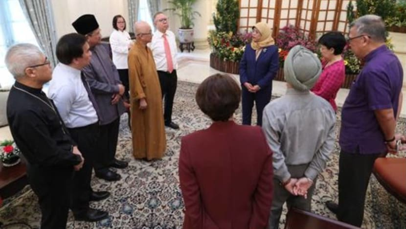 Members of Presidential Council for Religious Harmony reappointed to new three-year term