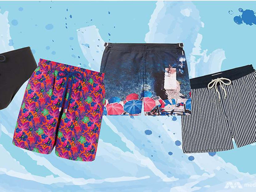 From budgie smugglers to modern boardies: The hottest men's swim gear now