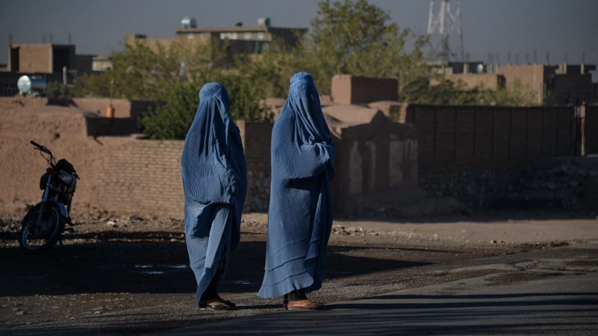 Picture - Afghan activist says Taliban have no choice but to listen to women