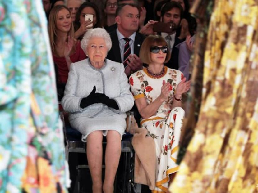 Now's your chance to submit all your burning questions to Anna Wintour