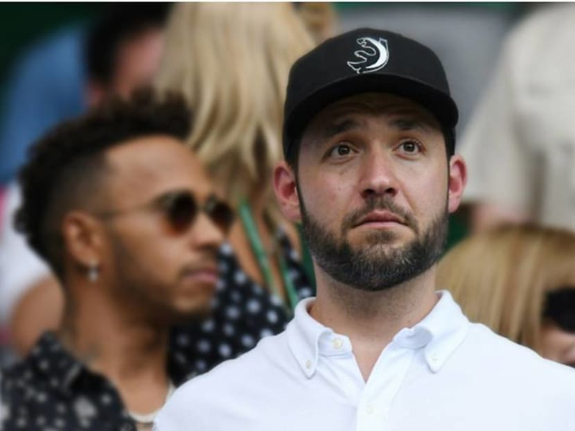 Reddit co-founder Alexis Ohanian: What it's like being Serena Williams' husband