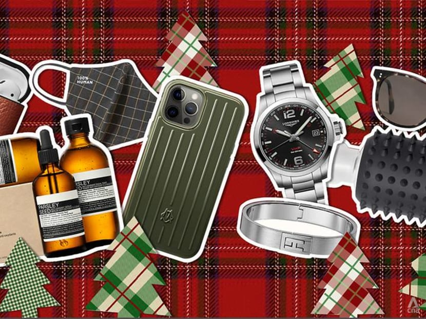Skip the socks, ladies: Actual Christmas gifts your stylish man will thank you for