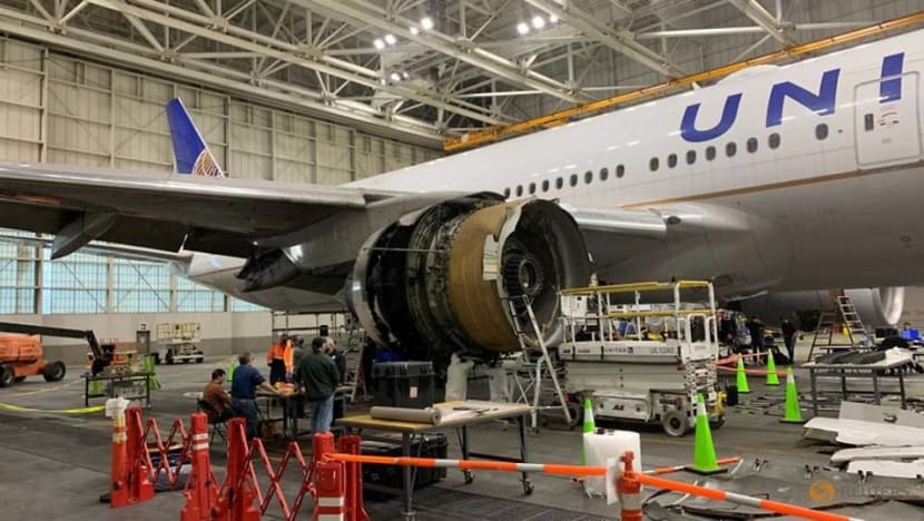 FAA working 'nonstop' on United Airlines Boeing 777 engine failure probe: Administrator