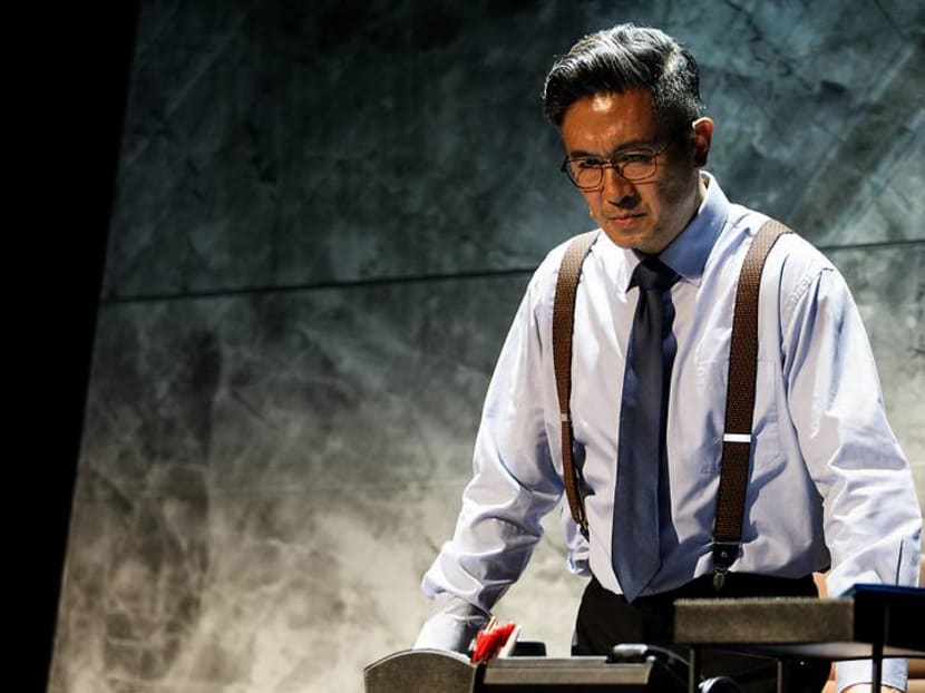 From web to stage: Adrian Pang brings his Sparks character to the theatre
