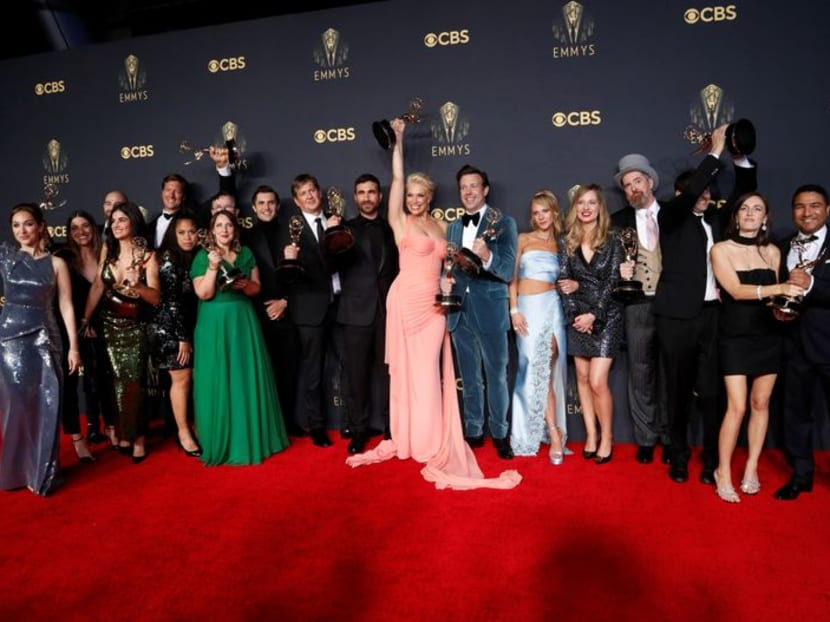Emmy Awards 2021: Ted Lasso, The Crown win big as streaming shows dominate