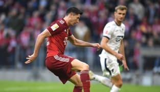 Lewandowski scores again as Bayern crush Hoffenheim 4-0