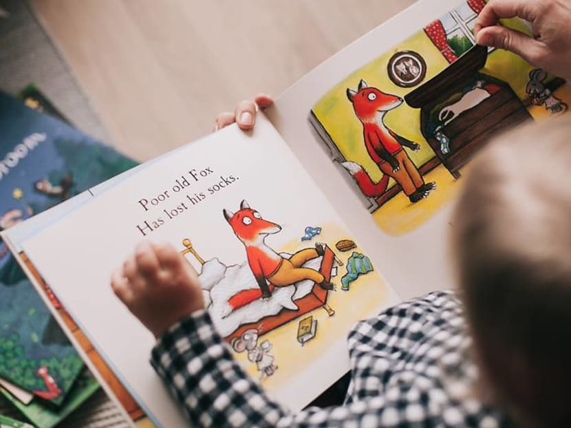 Commentary: Want your kids' vocab to improve? Read aloud to them