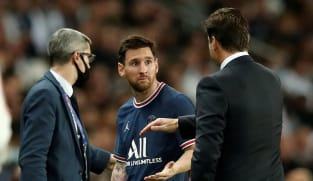 Football: Messi to miss PSG trip to Metz due to bruised knee