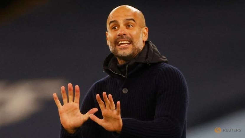 Football: Guardiola extends Man City contract to 2023