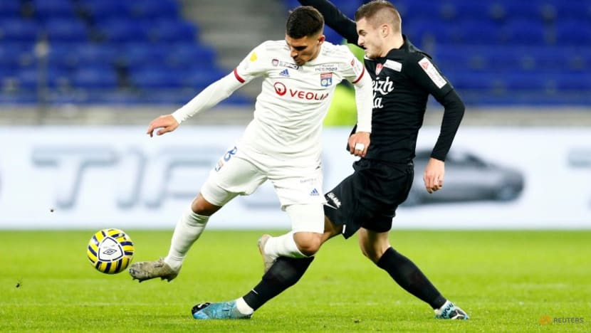 Football: Brest hold Lyon to 1-1 draw in Ligue 1