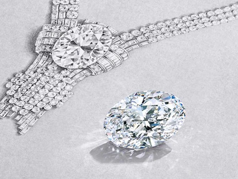 Want to admire an 80-carat diamond? Now you can, right here in Singapore