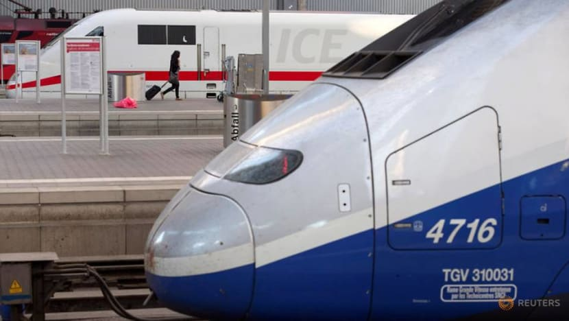 Commentary: Europe's stillborn high-speed rail giant reveals lessons about competition