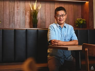 'Good food doesn't have to be expensive': Astons founder Aston Soon