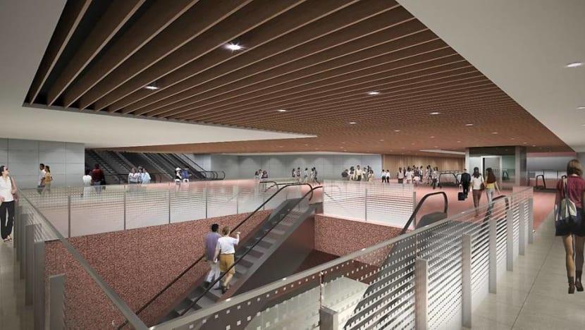 Construction on Pasir Ris interchange MRT station along Cross Island Line to start in Q4